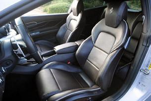 2013 Ferrari FF front seats