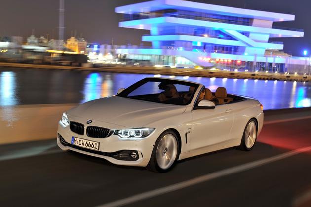 BMWジャパン、「4シリーズ カブリオレ」を発売!