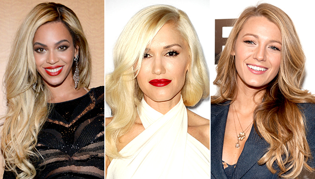 The most flattering blonde colors for every skin tone