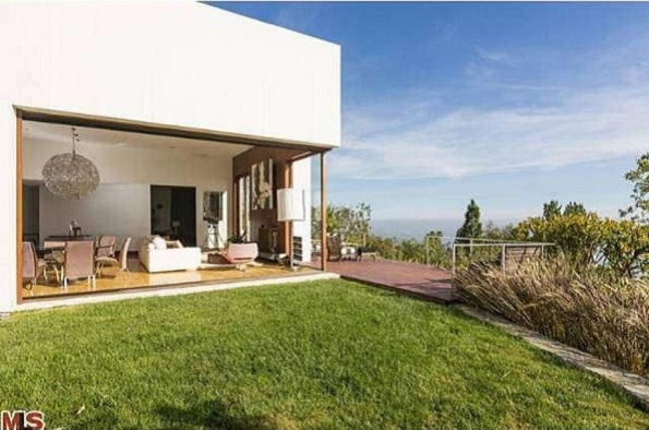 Chris Webber house Malibu