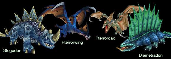 Dinosaur Pets