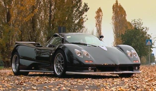 【ビデオ】パガーニ創業者の愛車、「ゾンダS7.3」に同乗させてもらう!