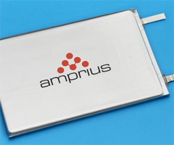 Amprius battery cell