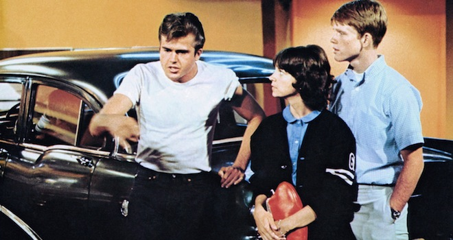 Paul Le Mat, Cindy Williams, Ron Howard