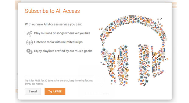 how to save music purchased on google play