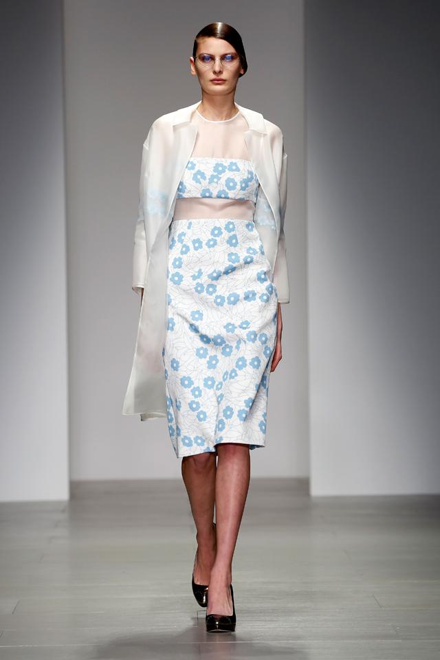 Holly Fulton London Fashion Week 2014
