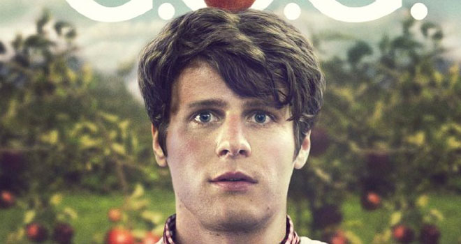 Jonathan Groff in 'C.O.G.'
