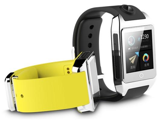 映趣科技正式發表 inWatch Z、inWatch X,後者採用厚度 0.1mm 的可彎曲螢幕