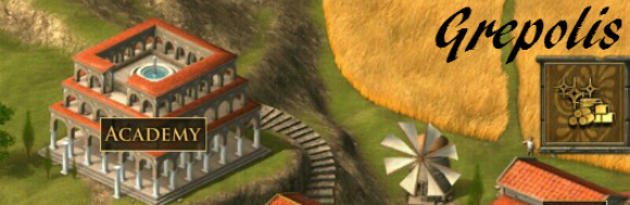 Grepolis screenshot