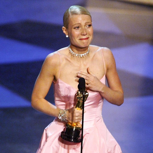 Gwyneth Paltrow Oscars Best Actress