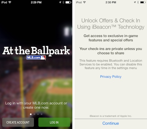 San Francisco Giants (and most of MLB) adopt Apple's iBeacon