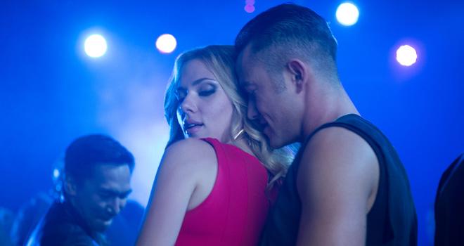 Scarlett Johansson and Joseph Gordon-Levitt in 'Don Jon'