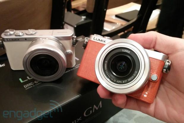 Panasonic Lumix GM1 掌心無反香港發表,本週五推出,單鏡組售 HK$6,490(實拍圖集)