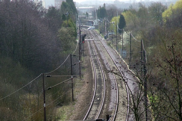 attempted-murder-arrest-woman-hit-train-suffolk