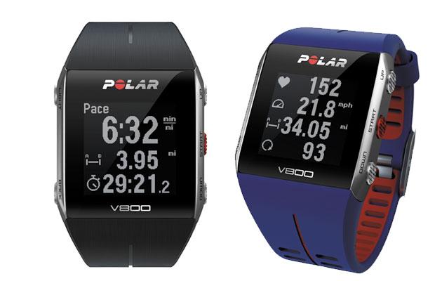 Polar 最新的腕戴设备集 GPS 手表和活动追踪器于一身