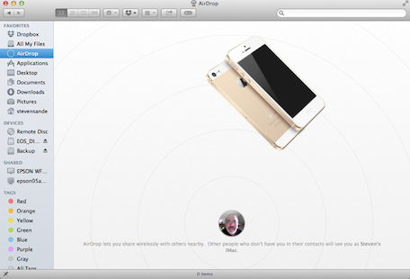 Alternatives to airdrop between iphone and mac ccuart Image collections