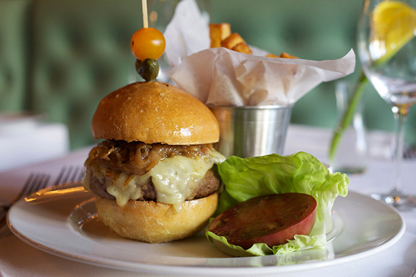Cypress Room Burger Miami