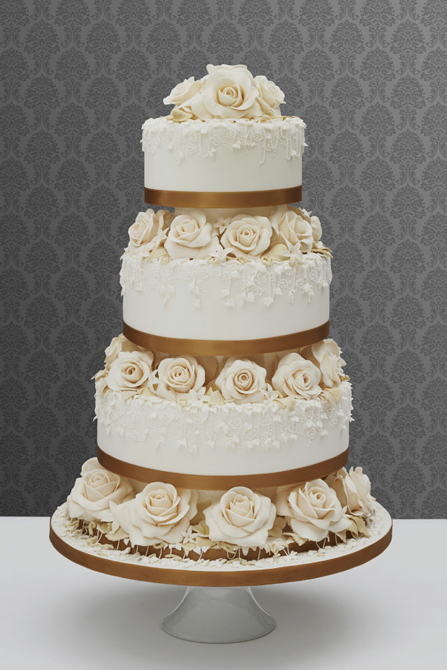 wedding cake vintage vintage wedding cakes how to make yours authentic 26769
