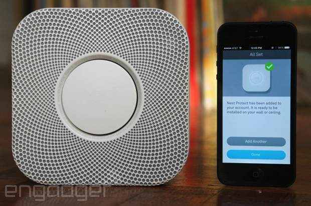 Nest Protect Review A Smoke Detector For The Smartphone