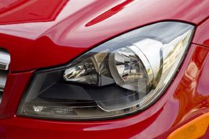 2013 Mercedes-Benz C250 Sport headlight