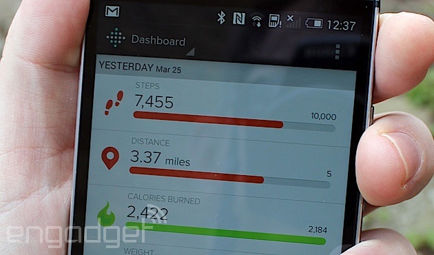 htc s collaboration with fitbit isn t the end of activity trackers
