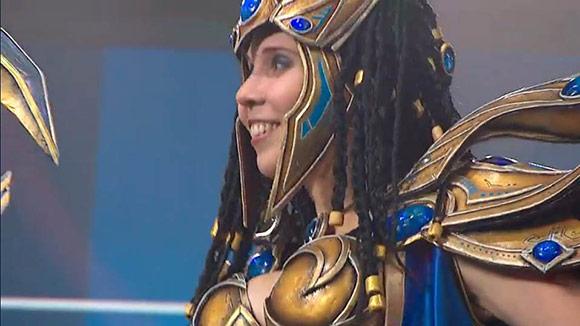 BlizzCon Costume Contest Winner