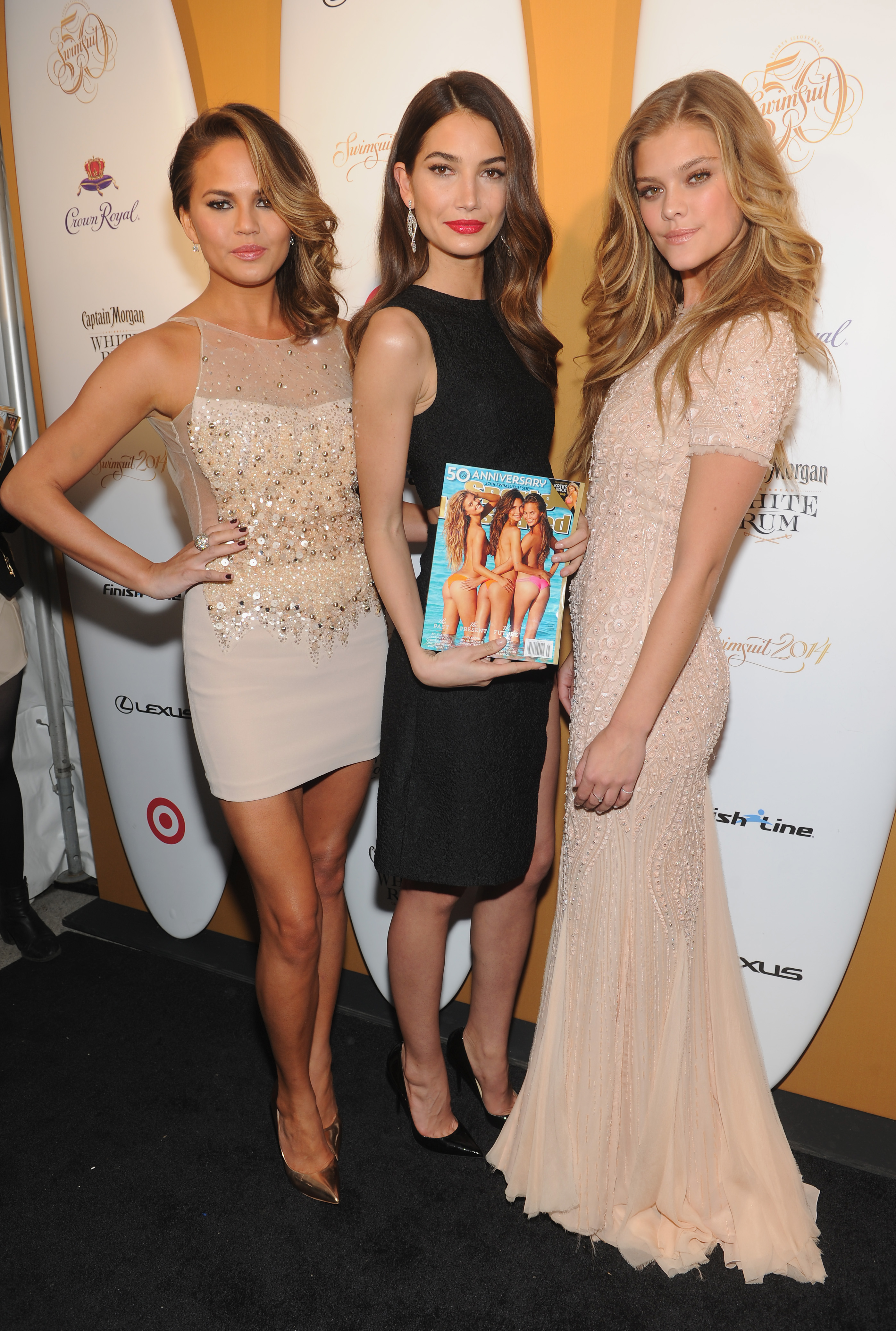 Sports Illustrated Swimsuit Celebrates 50 Years Of Swim In NYC - Arrivals