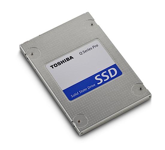 Toshiba Q 系列 Pro 超薄 7mm 固態硬碟在台上市