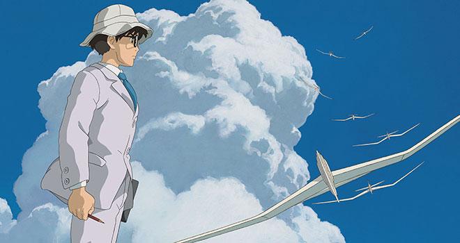 Hayao Miyazaki's 'The Wind Rises'