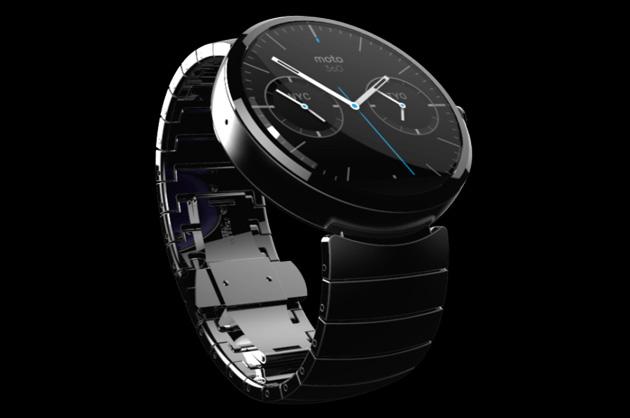 Moto 360 設計師:我們想聽你喊一聲「哇」