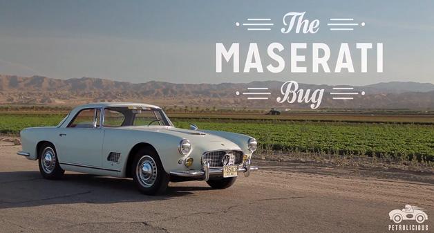 【ビデオ】マセラティに魅了され、人生が変わってしまった男の貴重な「3500GT」