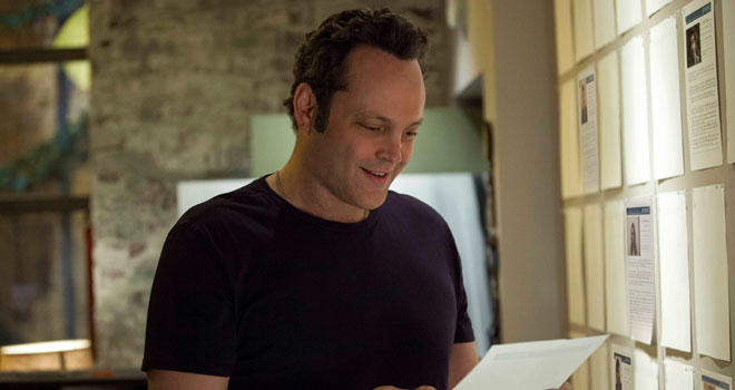 Vince Vaughn in 'Delivery Man'