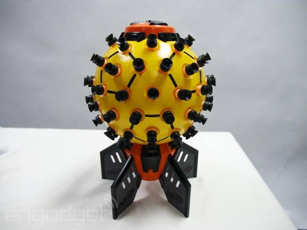 Introducing the NERF NUKE!!!