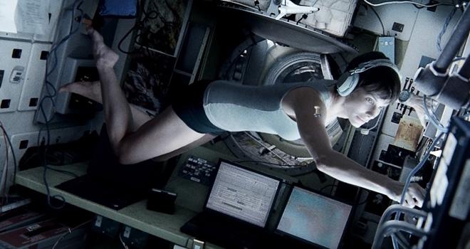 Sandra Bullock in 'Gravity'