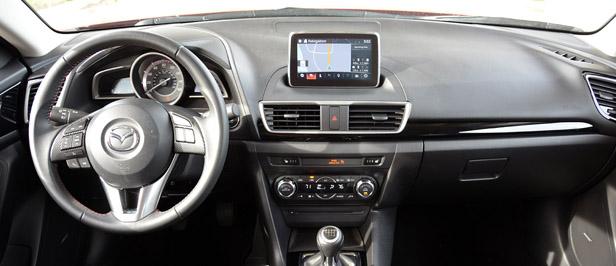 2014 Mazda Mazda3 Safety Features | Autoblog