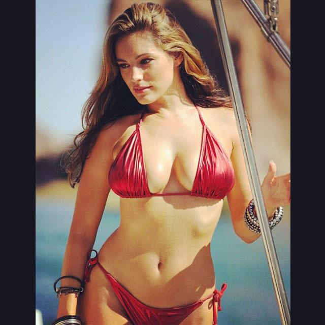 Interesting. Kelly brook piranha bikini valuable