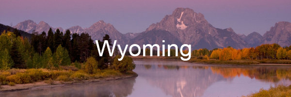 Wyoming Fall Foliage Drive
