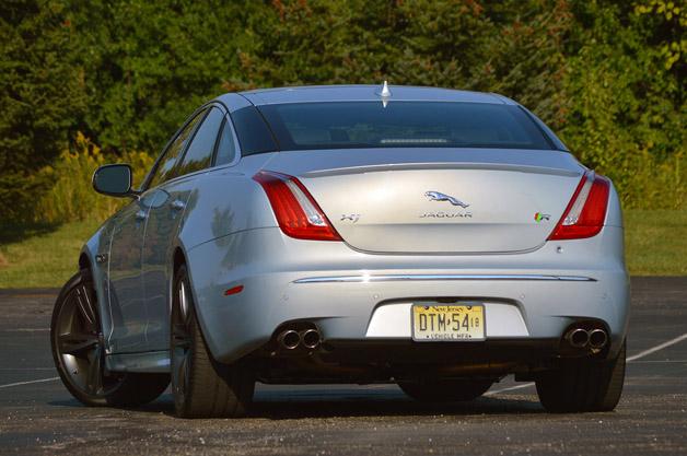 2014 Jaguar XJR - Autoblog  2014 Jaguar XJR...