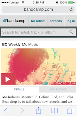 Bandcamp is an invaluable music resource, but you wouldn't know it