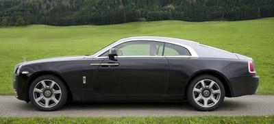2014 Rolls-Royce Wraith - Autoblog