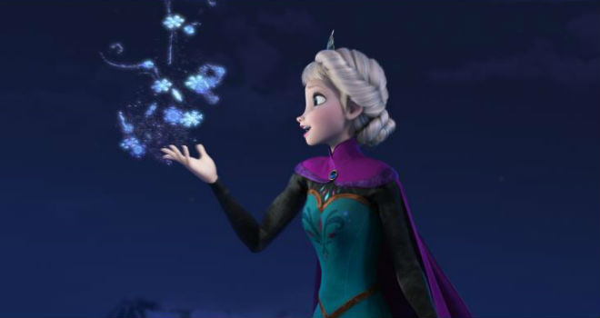 frozen let it go sing along