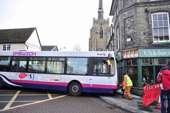 bus-crash-shop-florist-stowmarket-suffolk