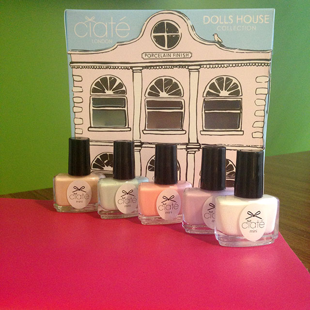ciate london doll house collection