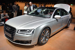 2014 Audi A8/S8