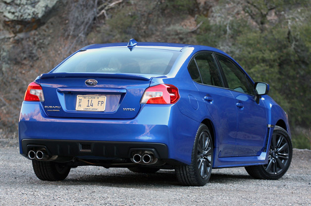 2015 Subaru Wrx Autoblog