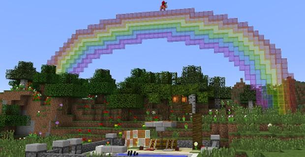 Minecraft 的玩家快将可以通过 Twitch 串流他们的世界了