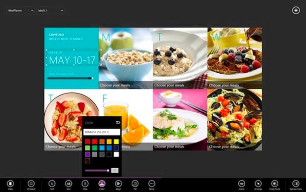 Microsoft Project Siena 讓你輕鬆打造自己的 Windows apps 不求人