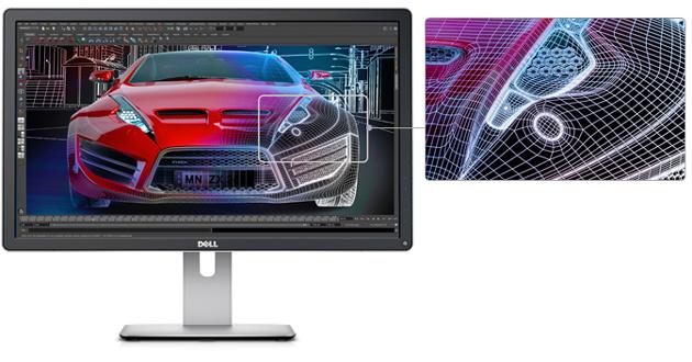 Dell 將推出 24 吋的 4K 螢幕(更新:正式發售資訊)