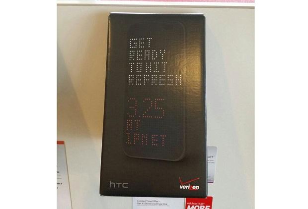 進一步證據顯示 HTC M8 可能會在發佈後隨即開賣