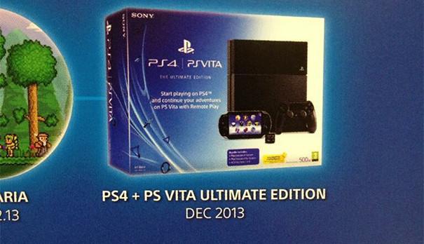 是真的:英國在賣 PlayStation 4 加 PlayStation Vita 的套裝了,但不便宜很多啊